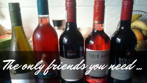 The only friends you need…