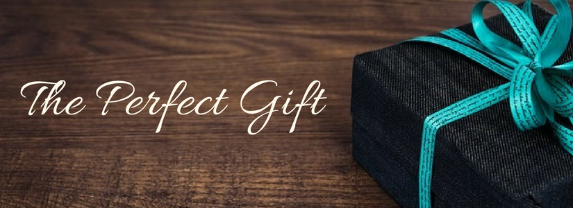 The one about the perfect gift …