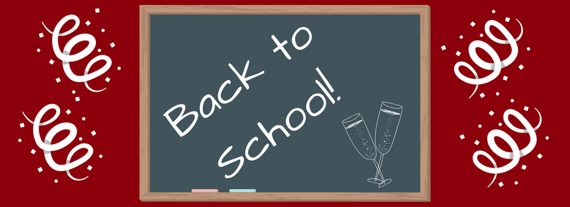 The one about Back to School 2017!