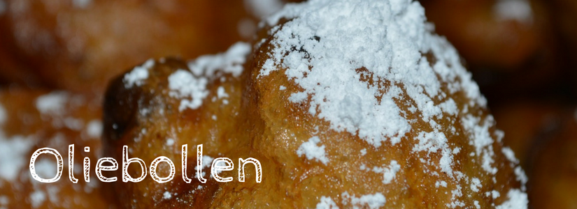 The one about the oliebollen …