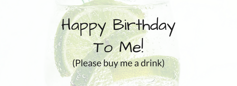 The one about the birthday fundraiser..