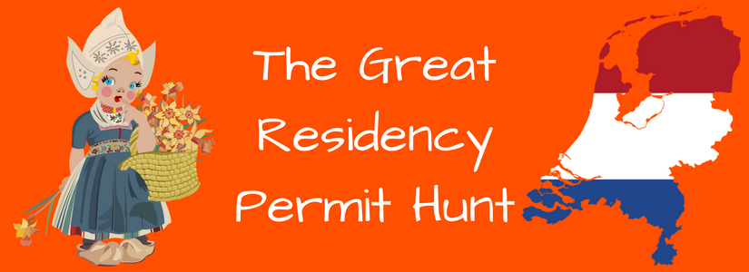 The one about the Great Residency Permit Hunt.
